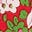 Rockabilly Red Vintage Floral