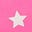Tickled Pink Confetti Star