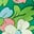 Forest Green Floral