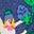 Starboard Blue Forest Fairies