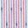 Red/Blue Stripe Dobby