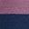 Navy Blue/Dusky Mauve Stripe