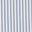 Light Blue/ Snowdrop Stripe