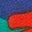 Bunt, Dinosaurier/Regenbogenszene