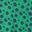 Vert printemps, motif Leafy Bud