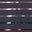 Navy, Multi Foil Stripe
