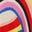 Agate, Abstract Rainbow