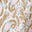Ivory Coconut, Floral Paisley