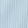 Fine Blue Ticking Stripe
