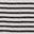 Ivory, Navy Stripe