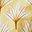 Corn Yellow, Intricate Leaf