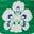 Sapling, Carnation Stamp