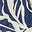 Mariner Blue, Painted Foliage