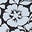 Schwarz, Hibiskusblüten