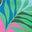 Palm Leaf, Tropical Flora