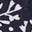 French Navy, Leafy Sprig