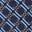 Schulblau, Geometrisches Gliedermuster