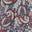 Asphalt, Floral Paisley