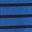 Porcelain Blue and Navy Stripe