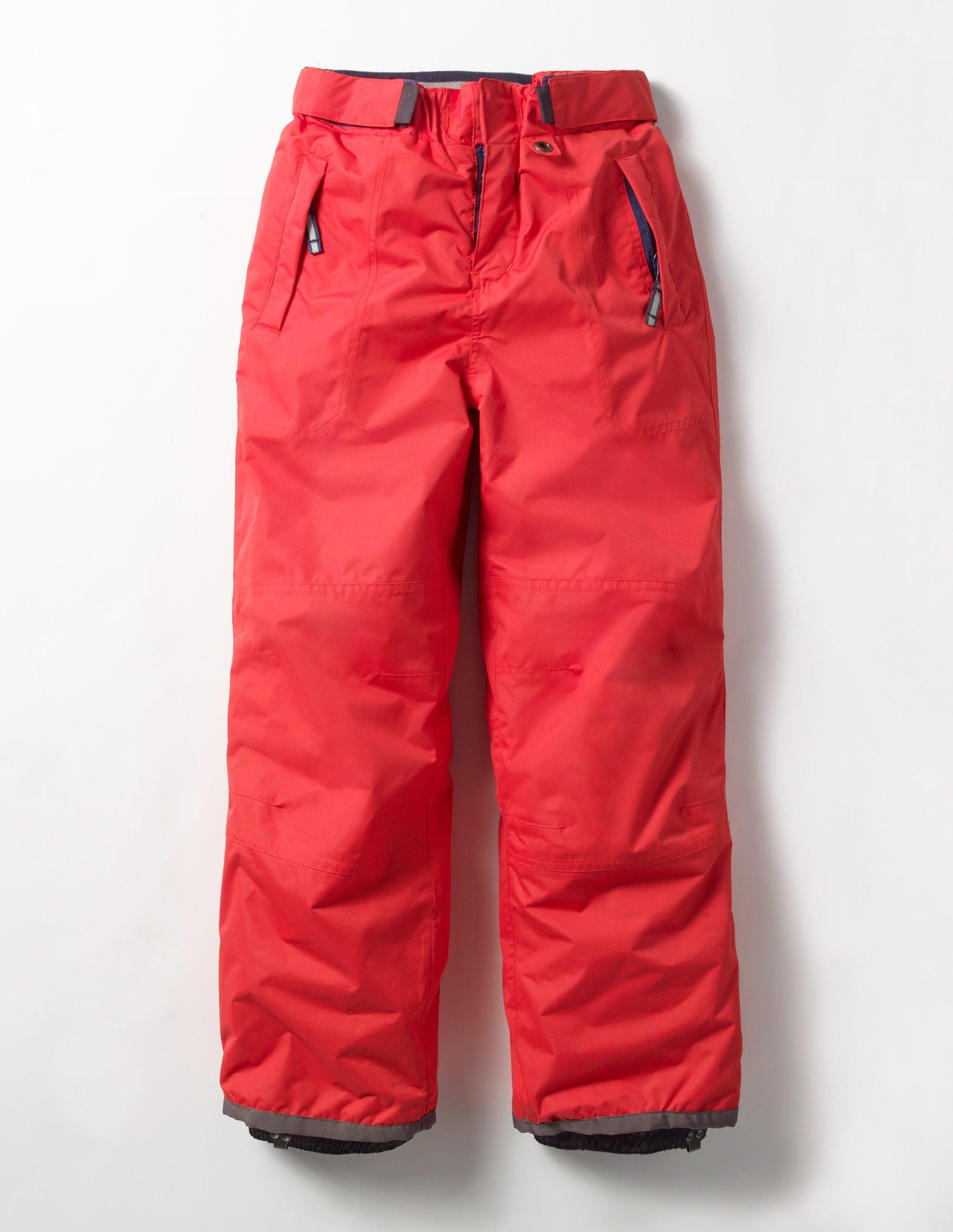 Pantalon imperméable toutes saisons Red Garçon Boden