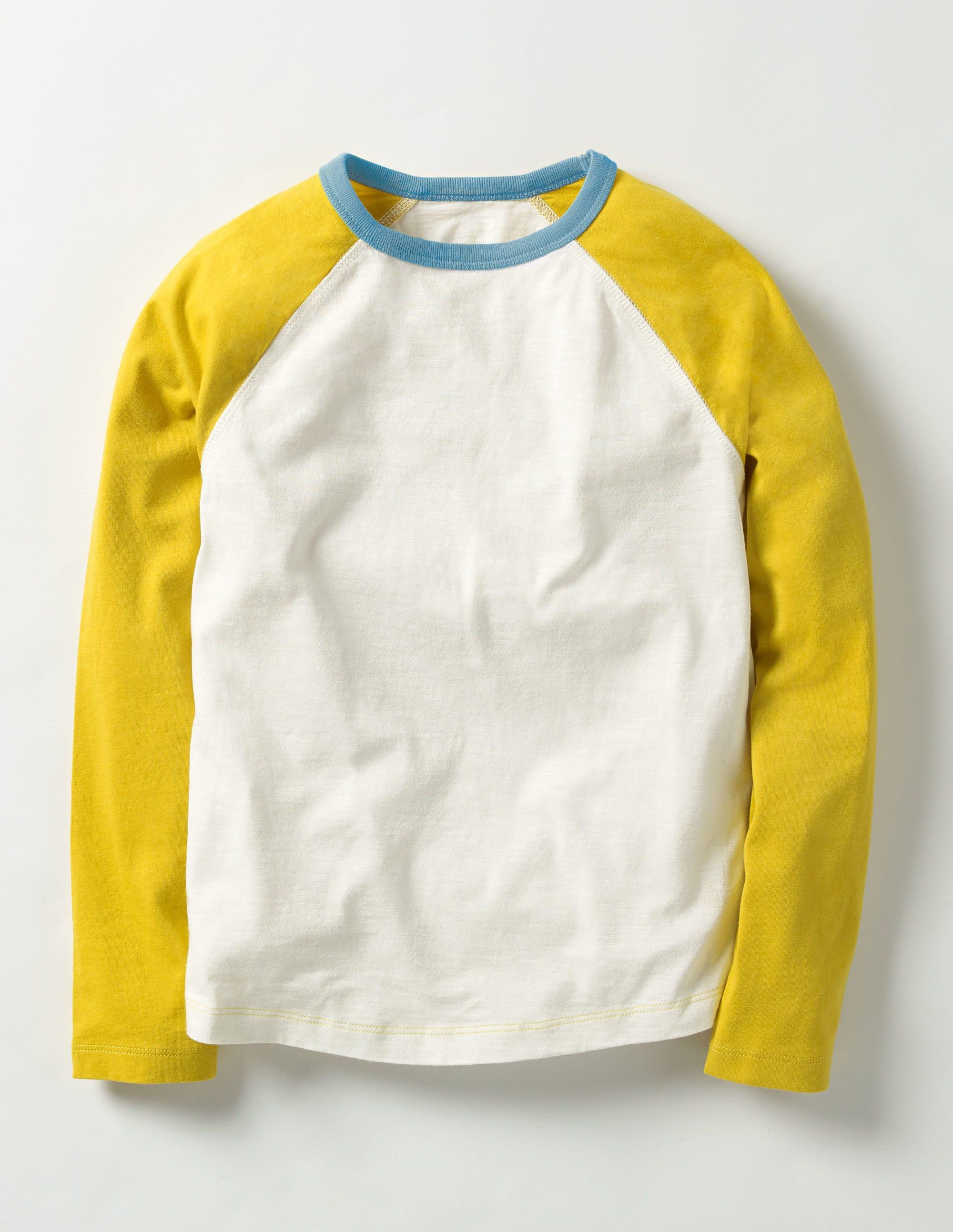 T-shirt manches raglan Ivory Fille Boden