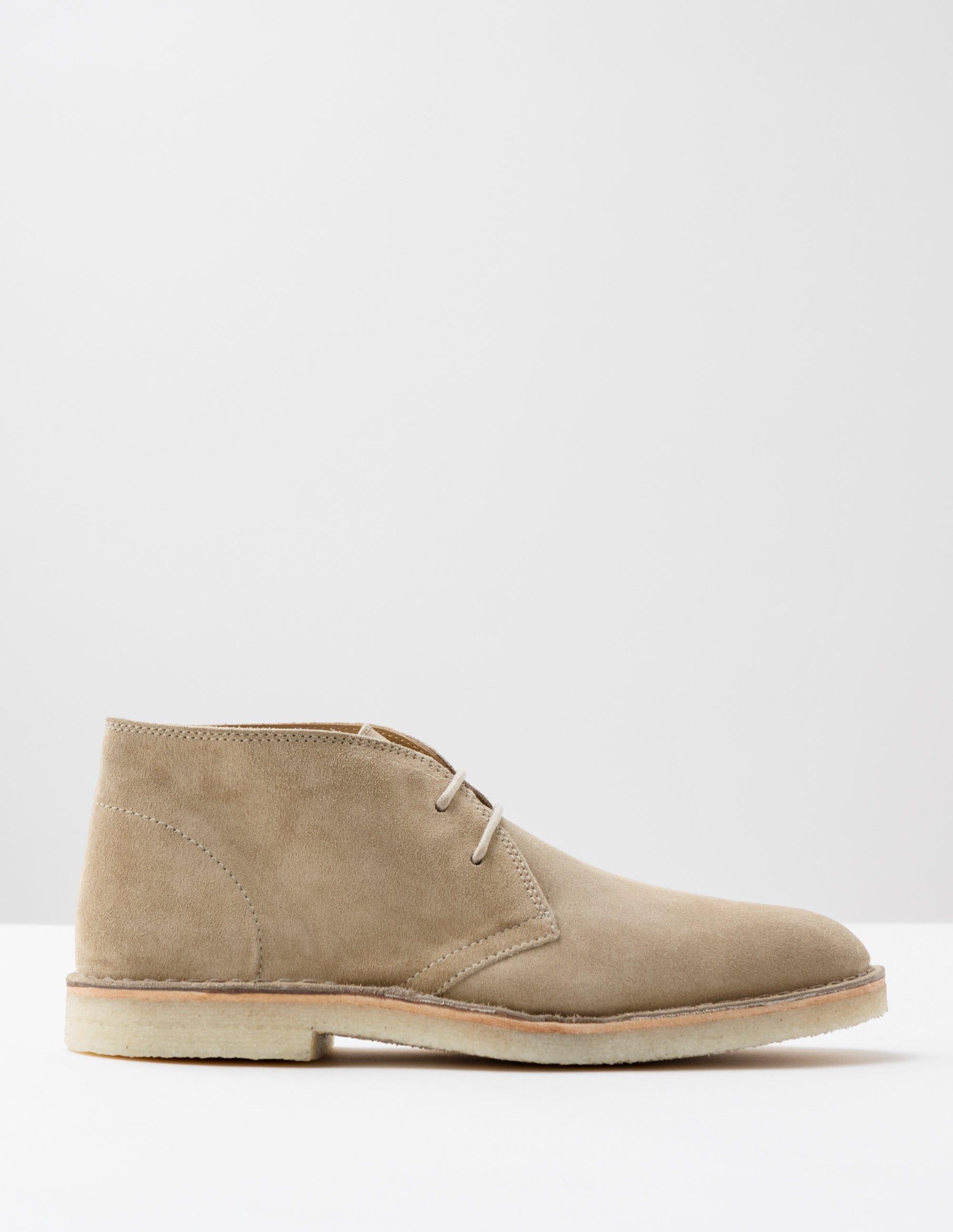 Desert Boots Beige Herren Boden