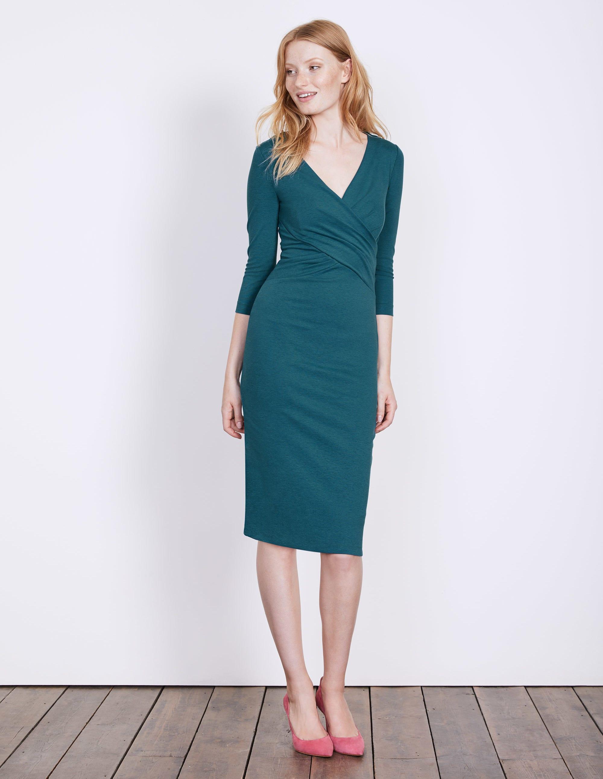 Kleid t rkis preisvergleich die besten angebote online for Boden versand mode