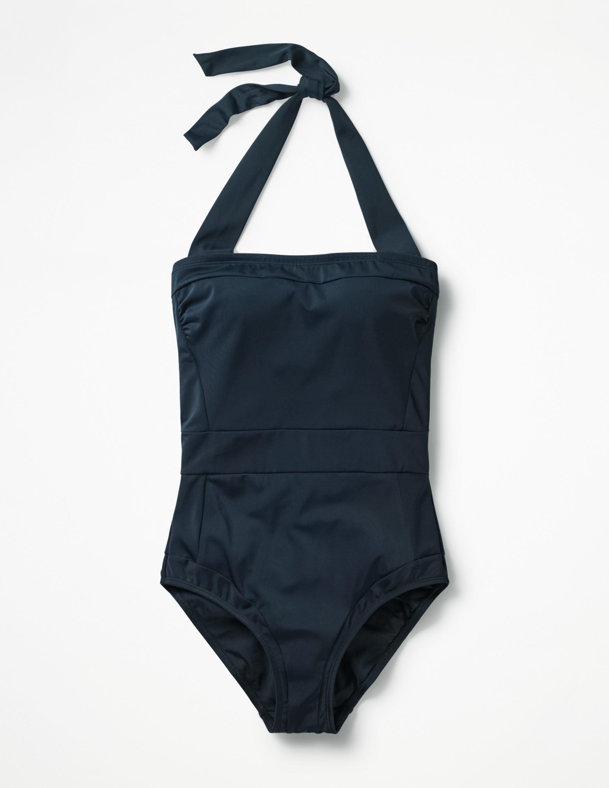Maillot de bain Santorini Navy Femme Boden