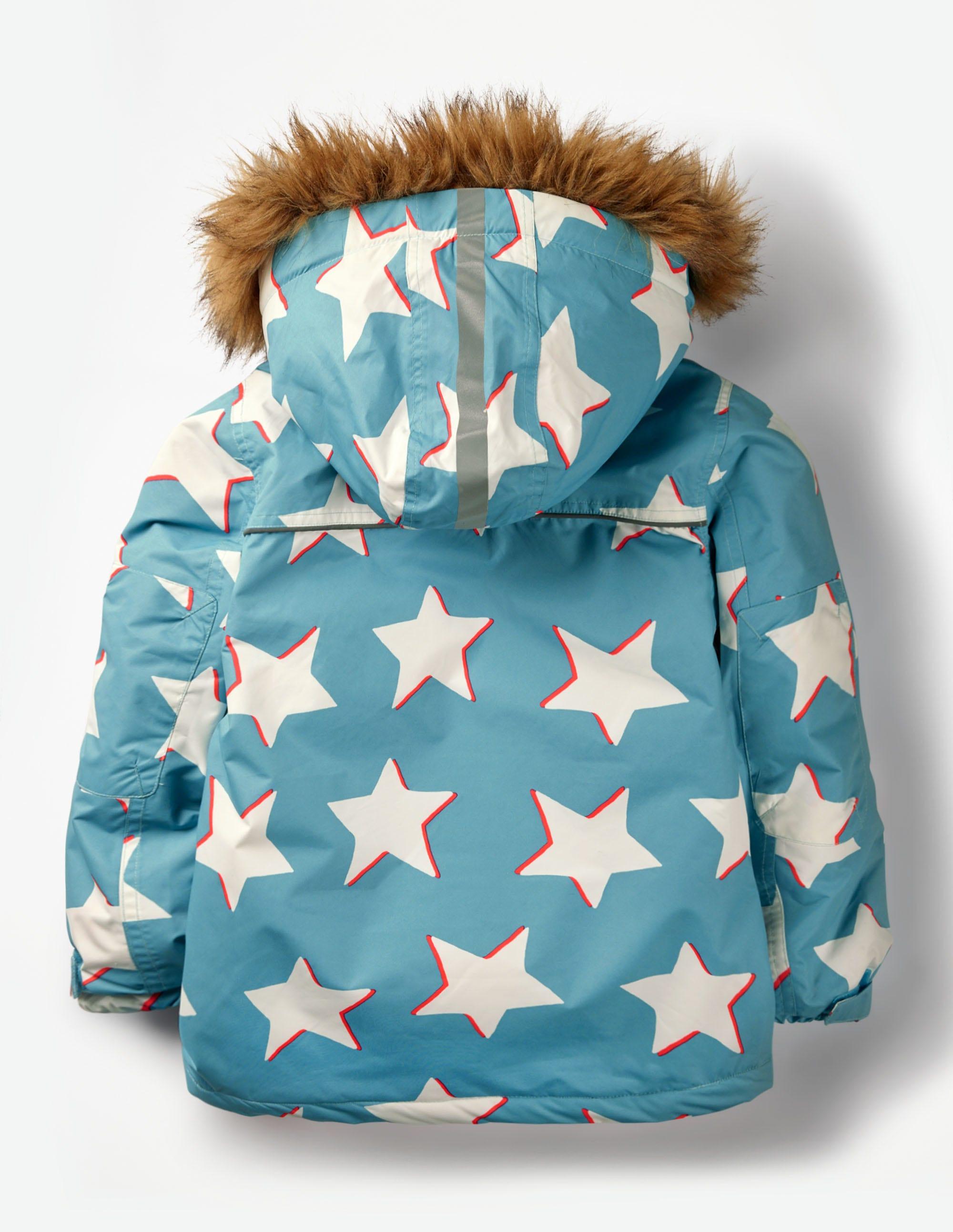 f20a76ff7 All-Weather Waterproof Jacket - Delphinium Blue Shadow Stars ...