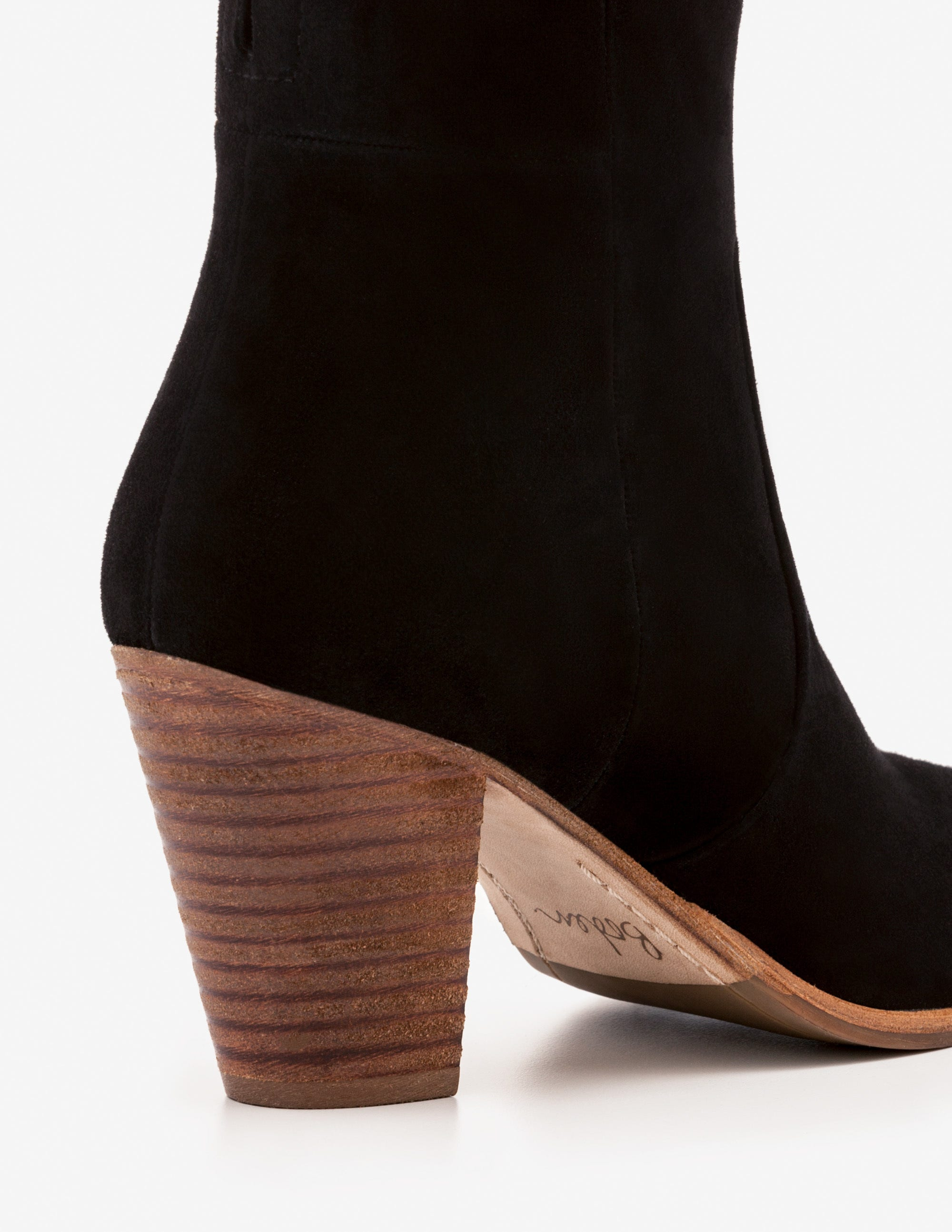 9065cd732f5 Temple Boho Boots - Black