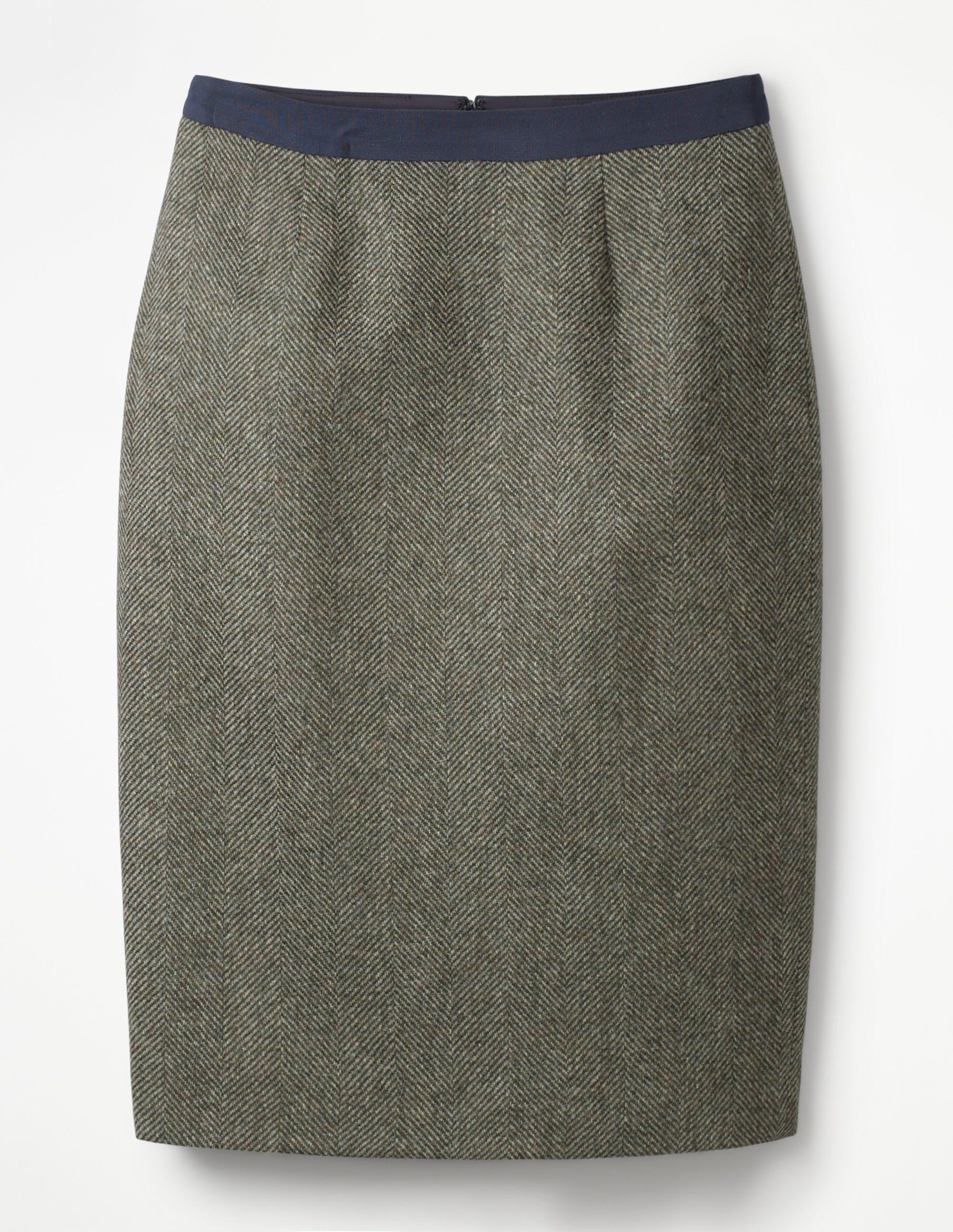 845239843 White Linen Pencil Skirt Uk