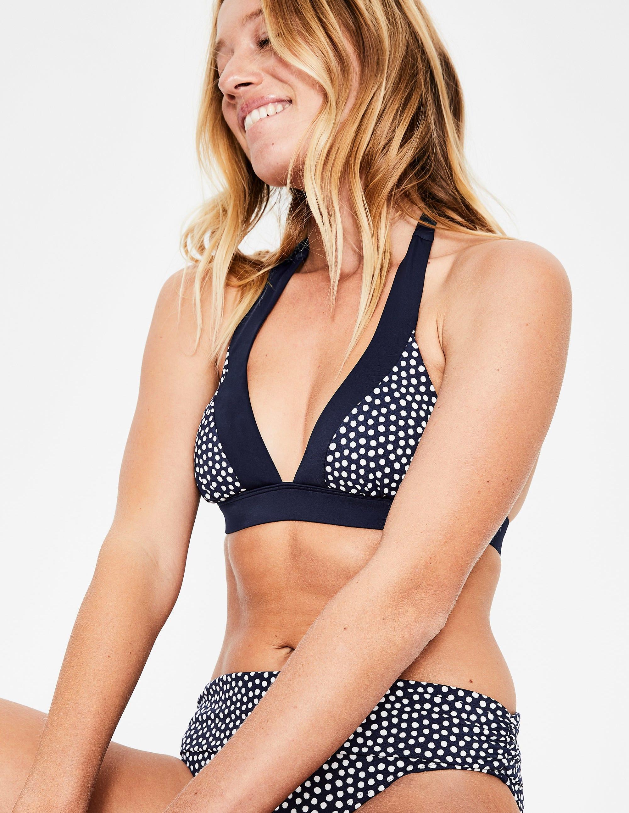 b856380caa Bas De Bikini Eze À Revers - Noir | Boden FR