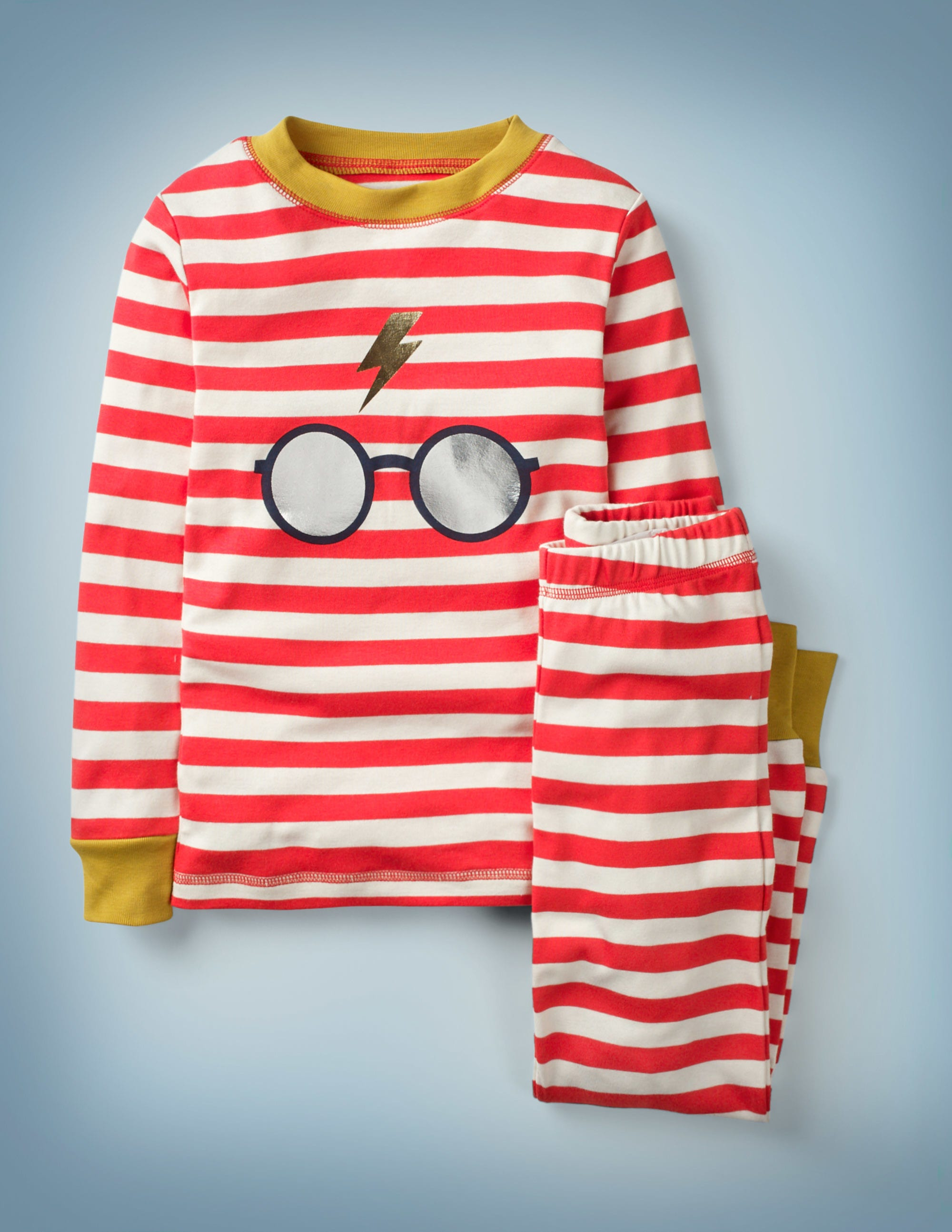 Pyjama long Harry Potter RED Fille Boden, Red