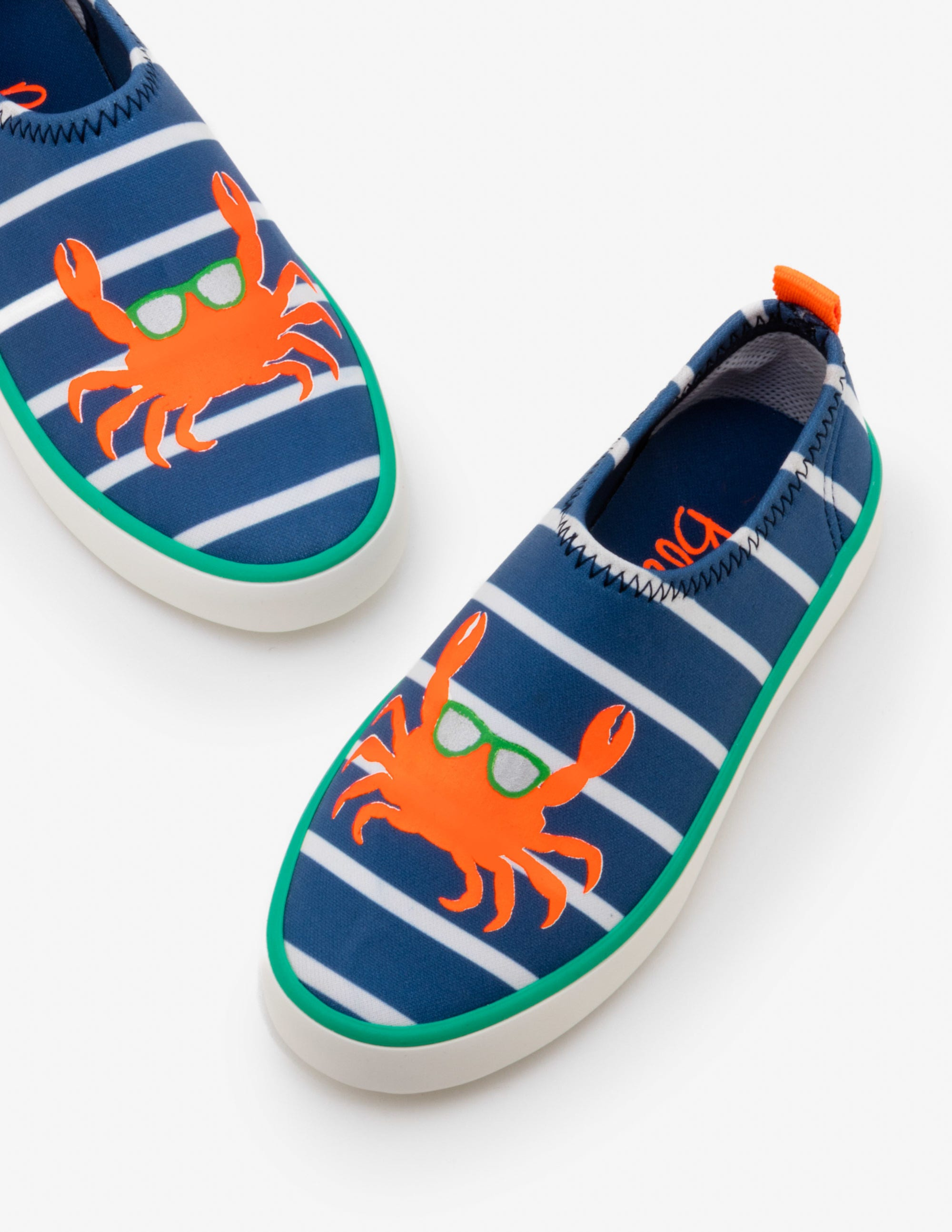 Chaussures aquatiques BBL Garçon Boden, Blue