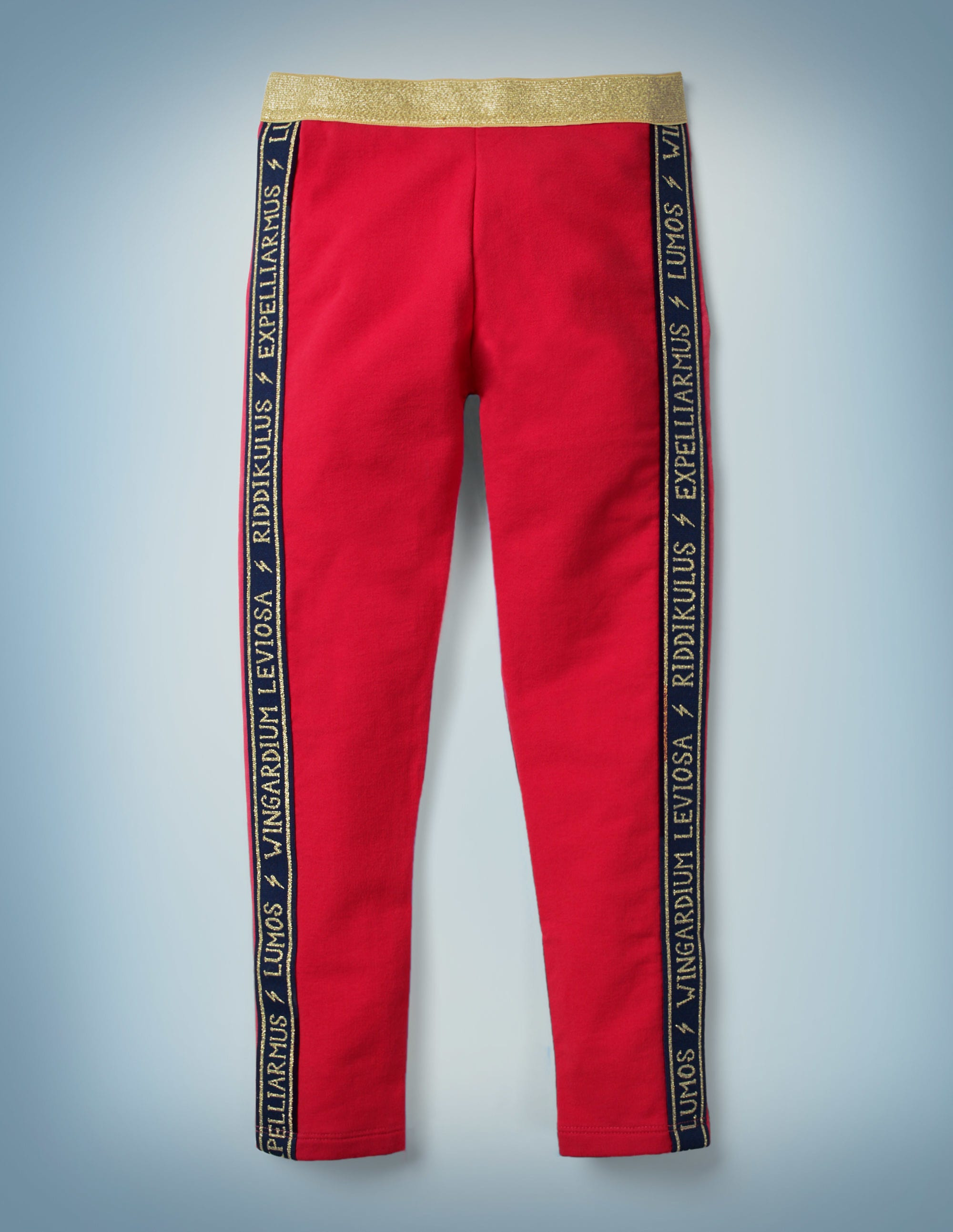 Legging cosy Harry Potter RED Fille Boden, Red