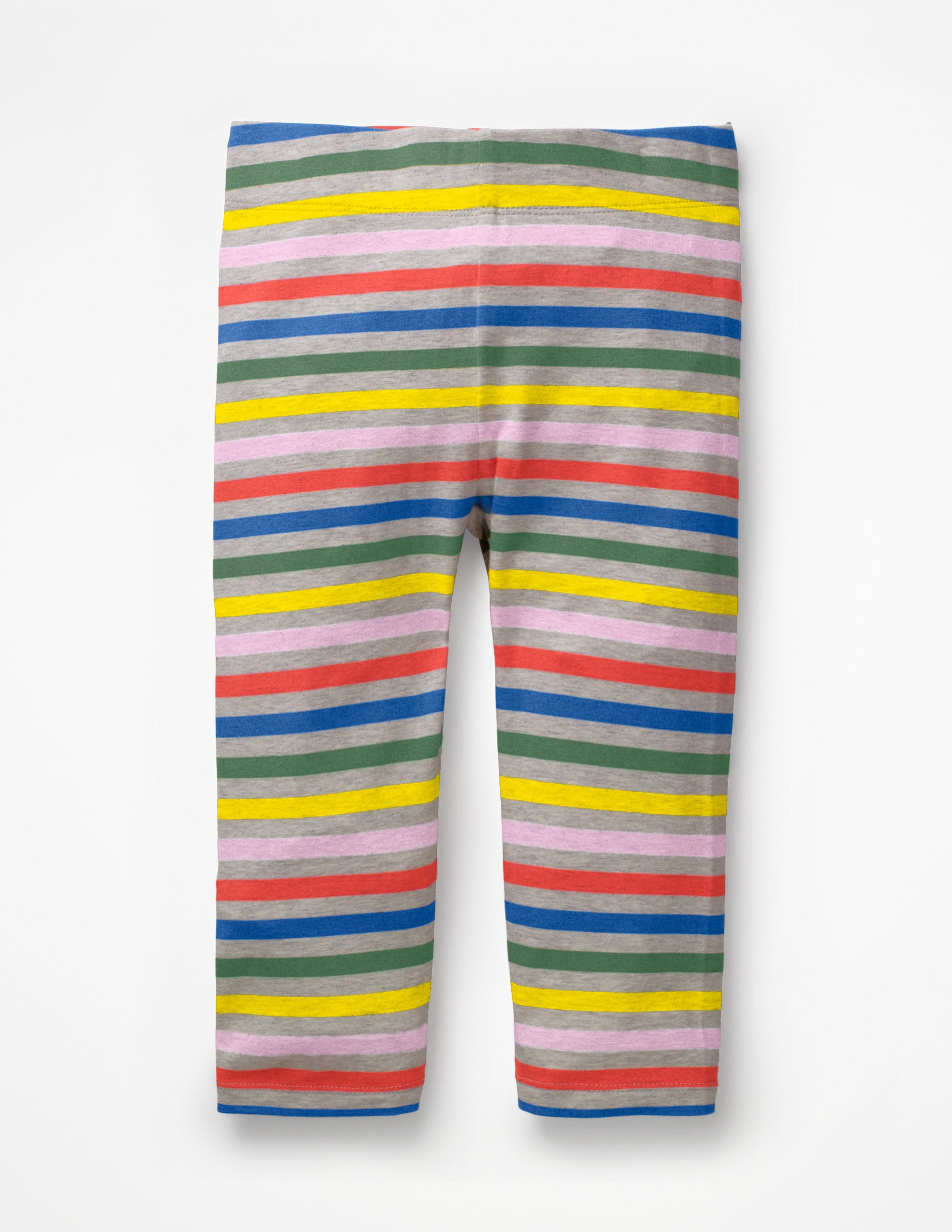231d72d675eda Stripe & Spot Cropped Leggings - Elizabethan Blue/White | Boden US