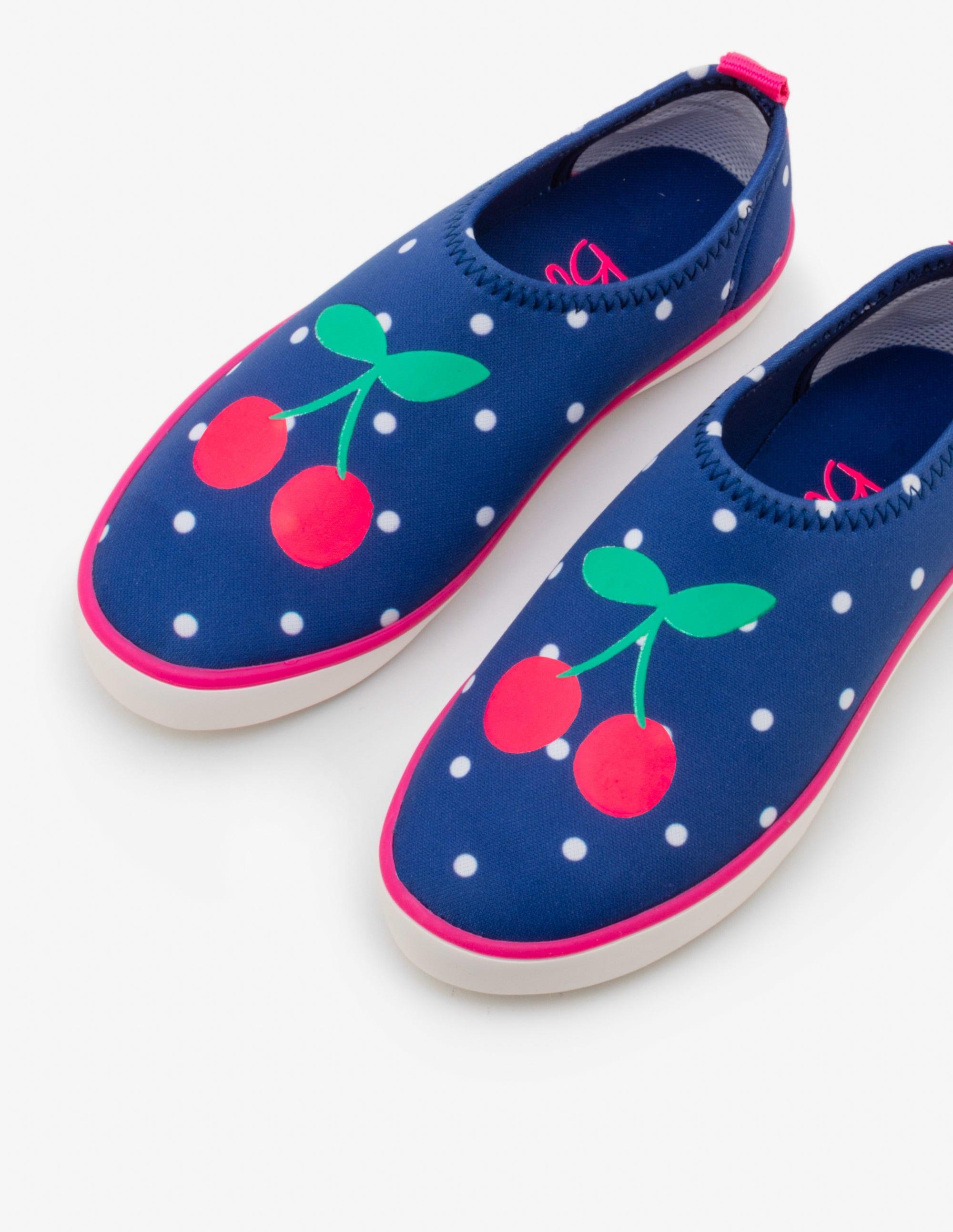 Chaussures aquatiques IND Fille Boden, Blue
