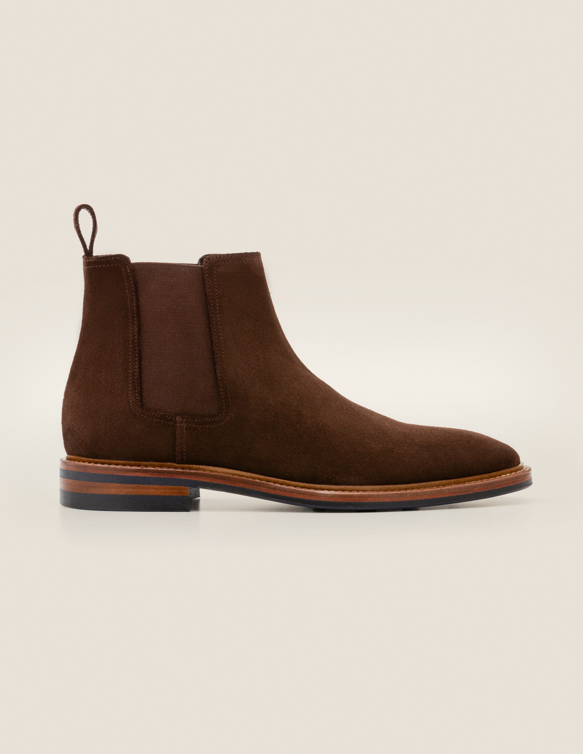 Bottines Chelsea Corby CHK Homme Boden, Brown