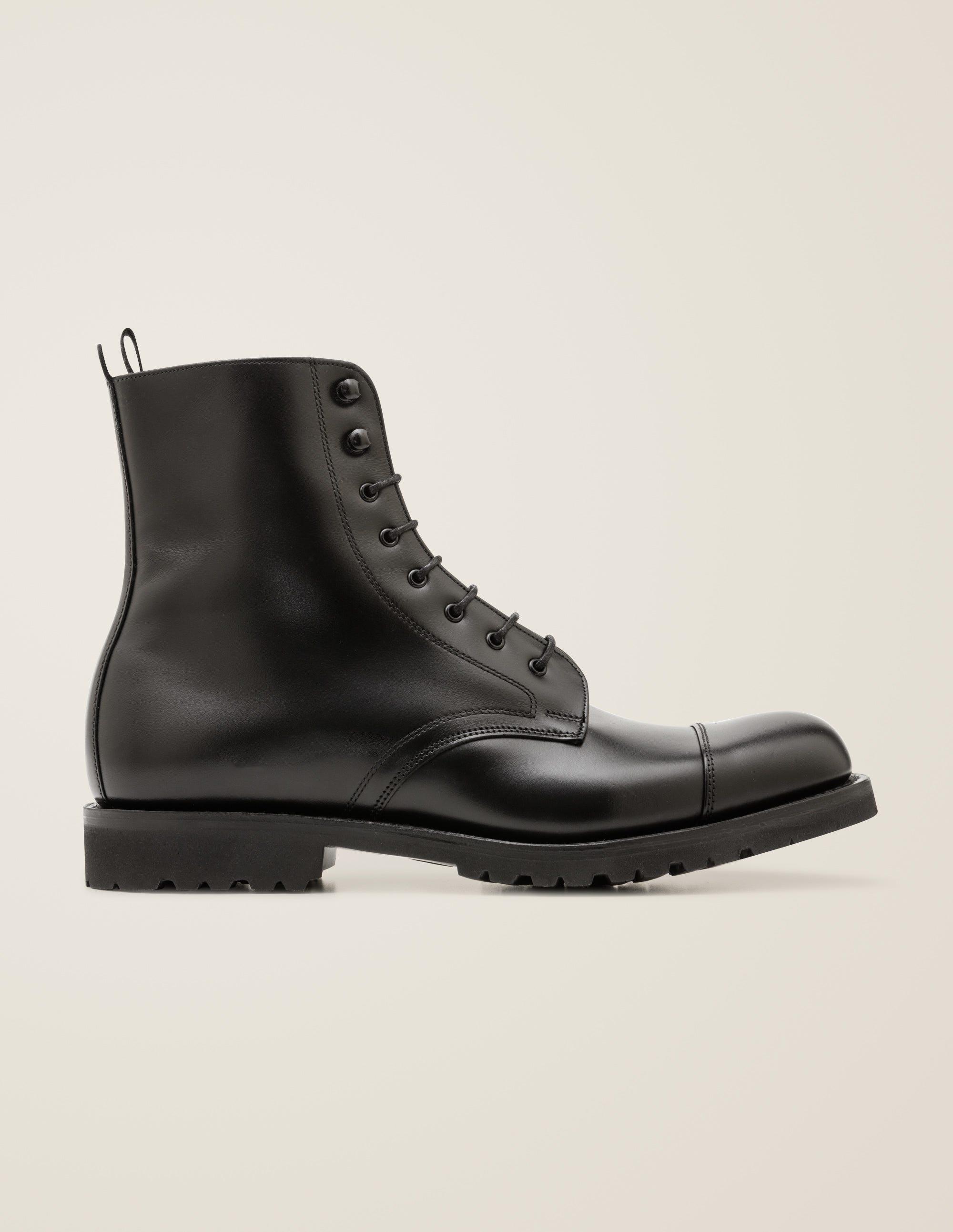 Cheaney Trafalgar Boot - Black Calf