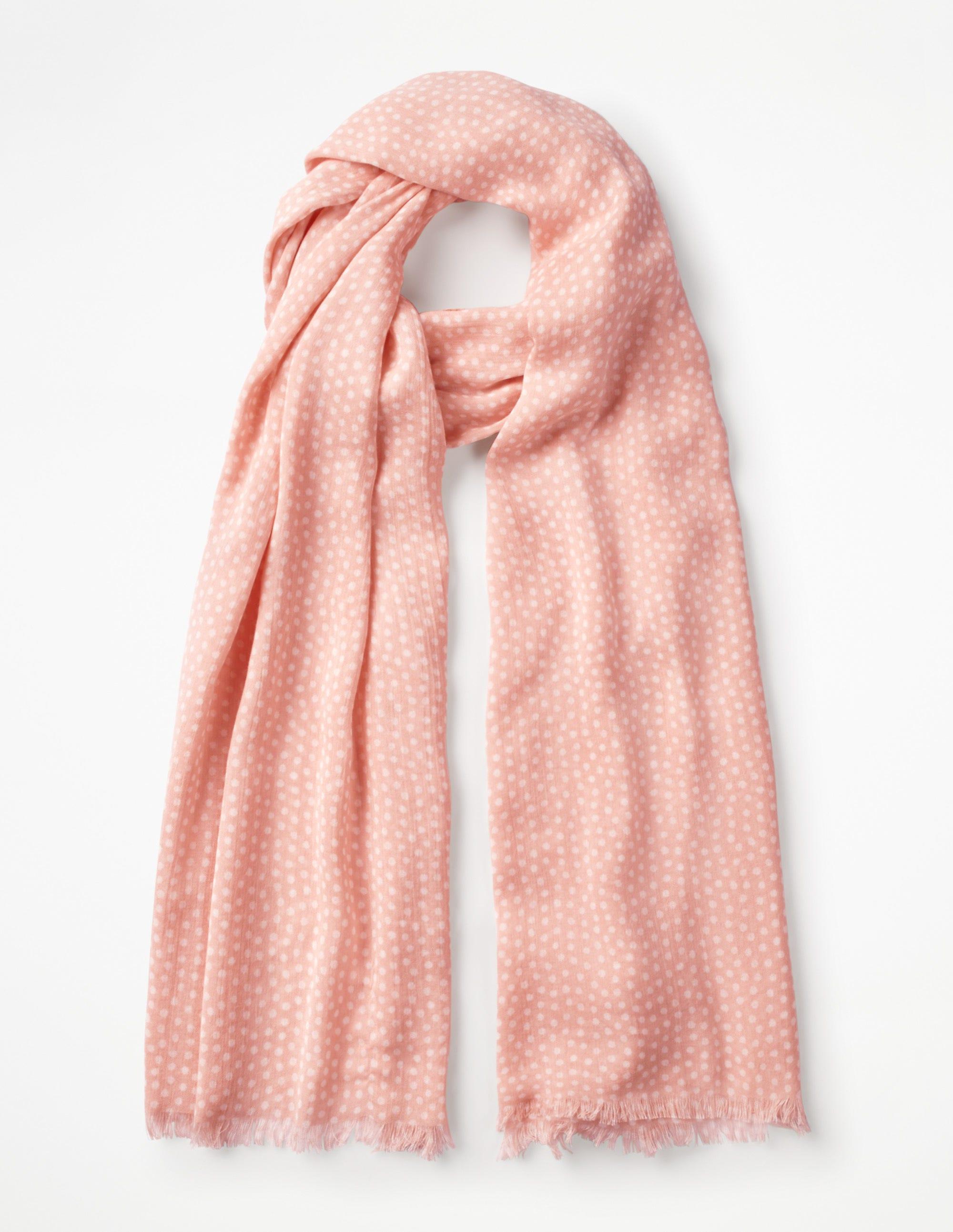 Foulard imprimé PNK Femme Boden, Pink