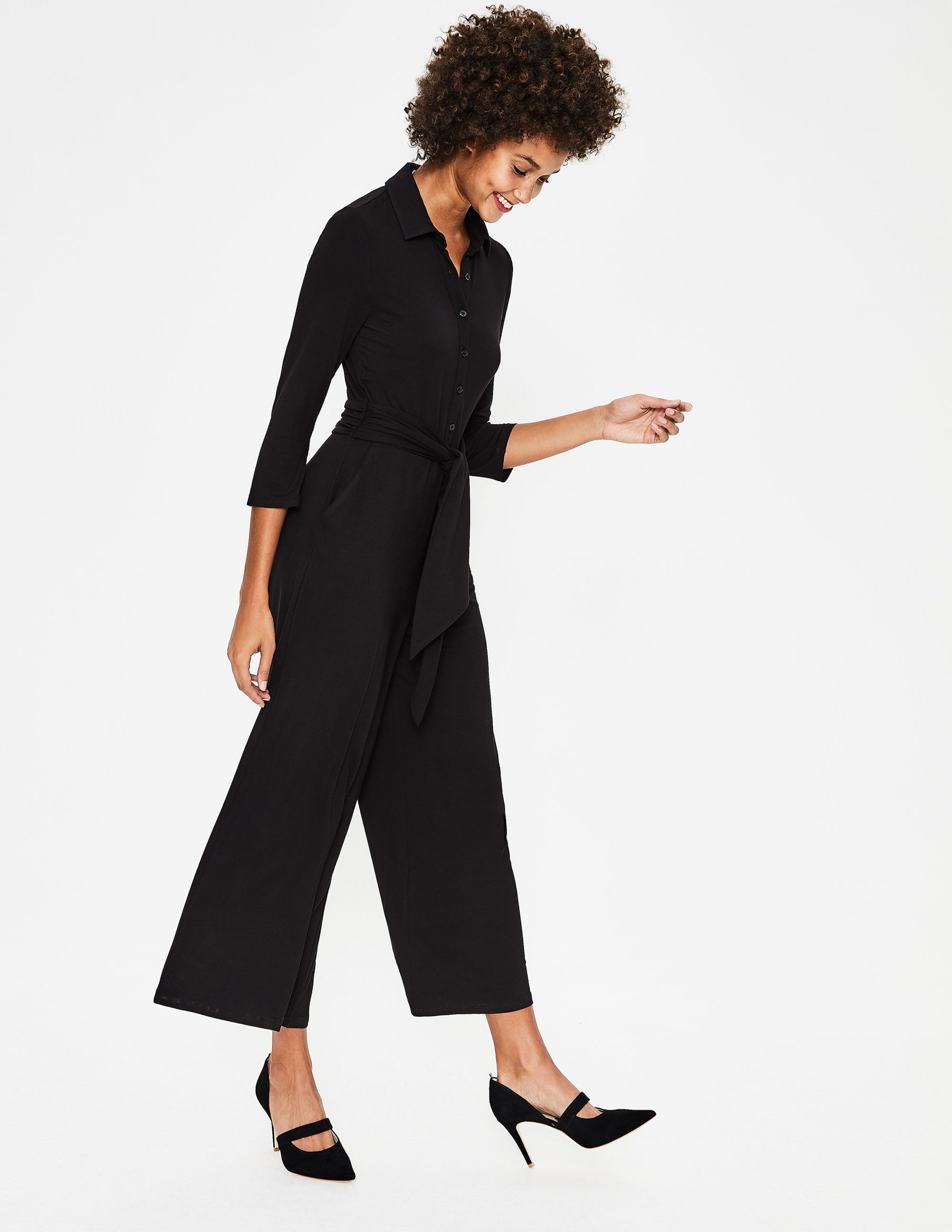 22d251e884a77 Black Jumpsuit Uk Tall