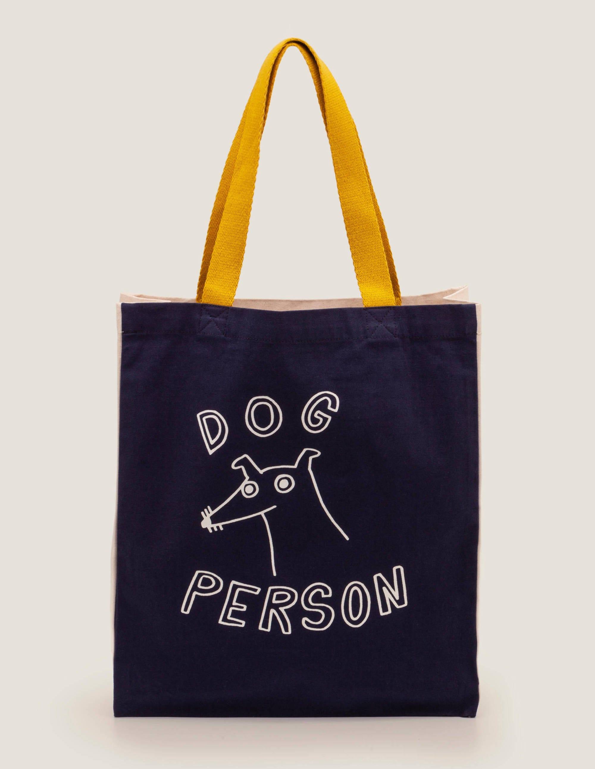 Naughty Girl Canvas Tote Shopping Bag Cotton Printed Shopper Bag Xmas Gift