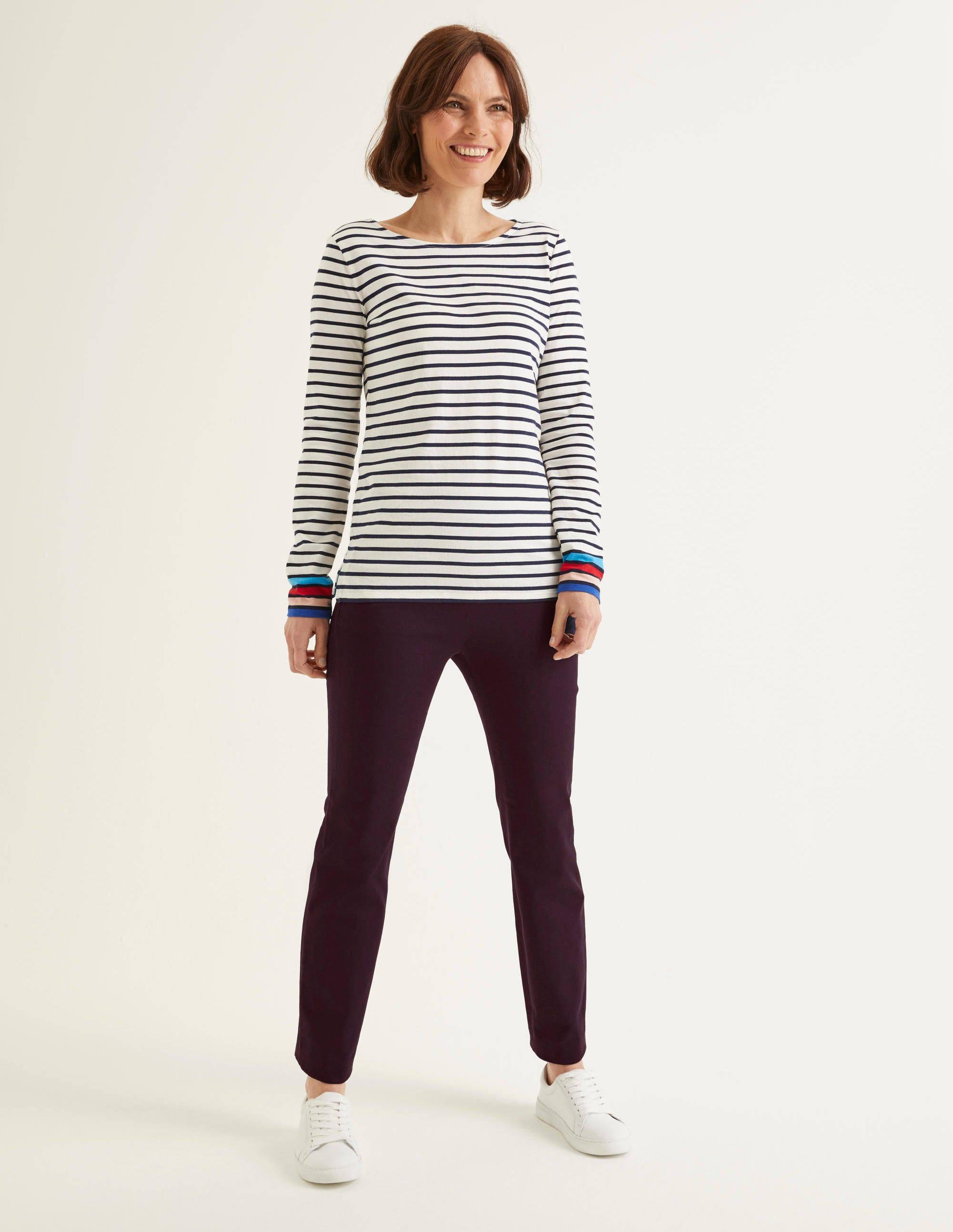 New Ladies Womens Girls Black/& Navy Stretch School Trousers 5 Styles 6-16