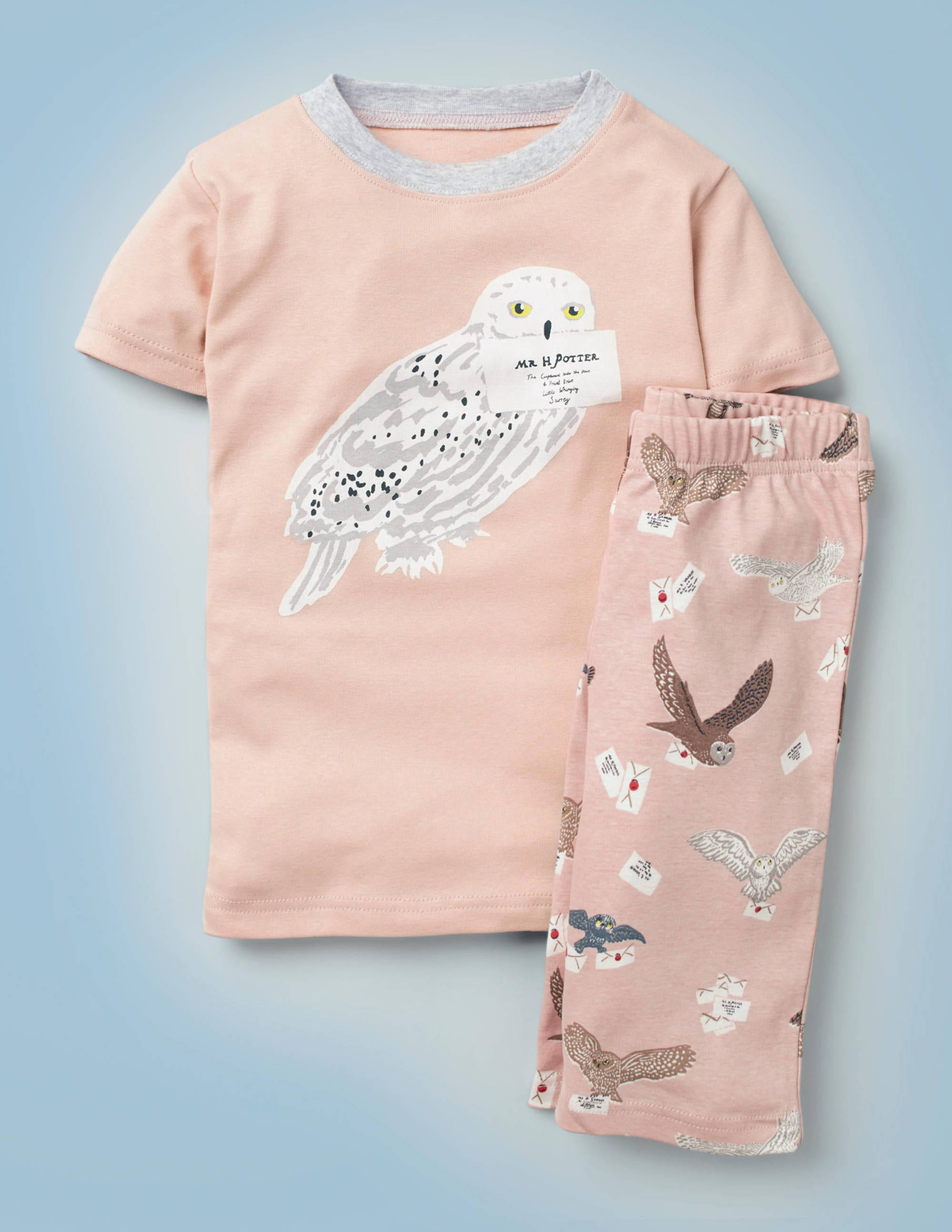 Pyjama court Harry Potter PNK Fille Boden, Pink