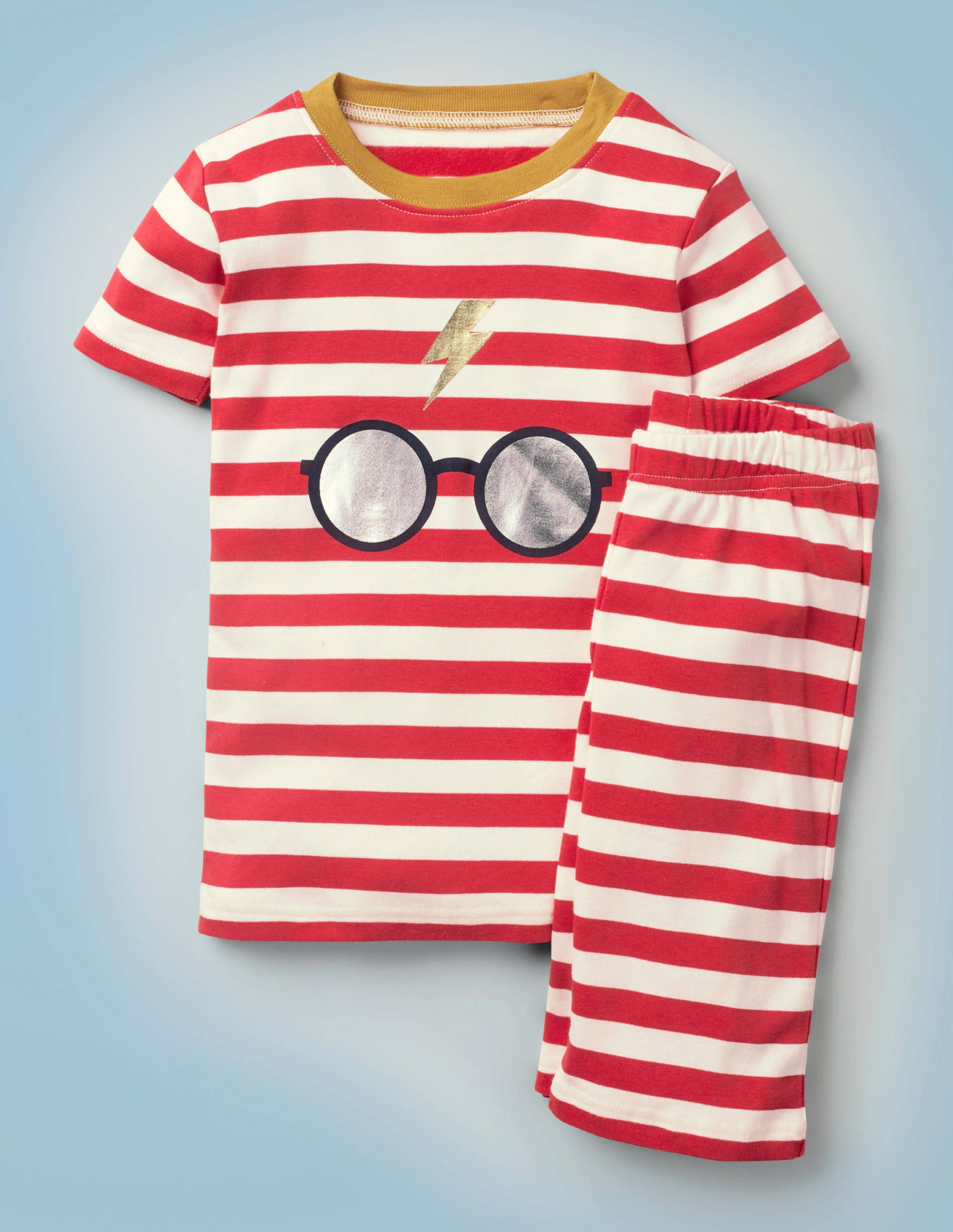 Pyjama court Harry Potter RST Fille Boden, Red