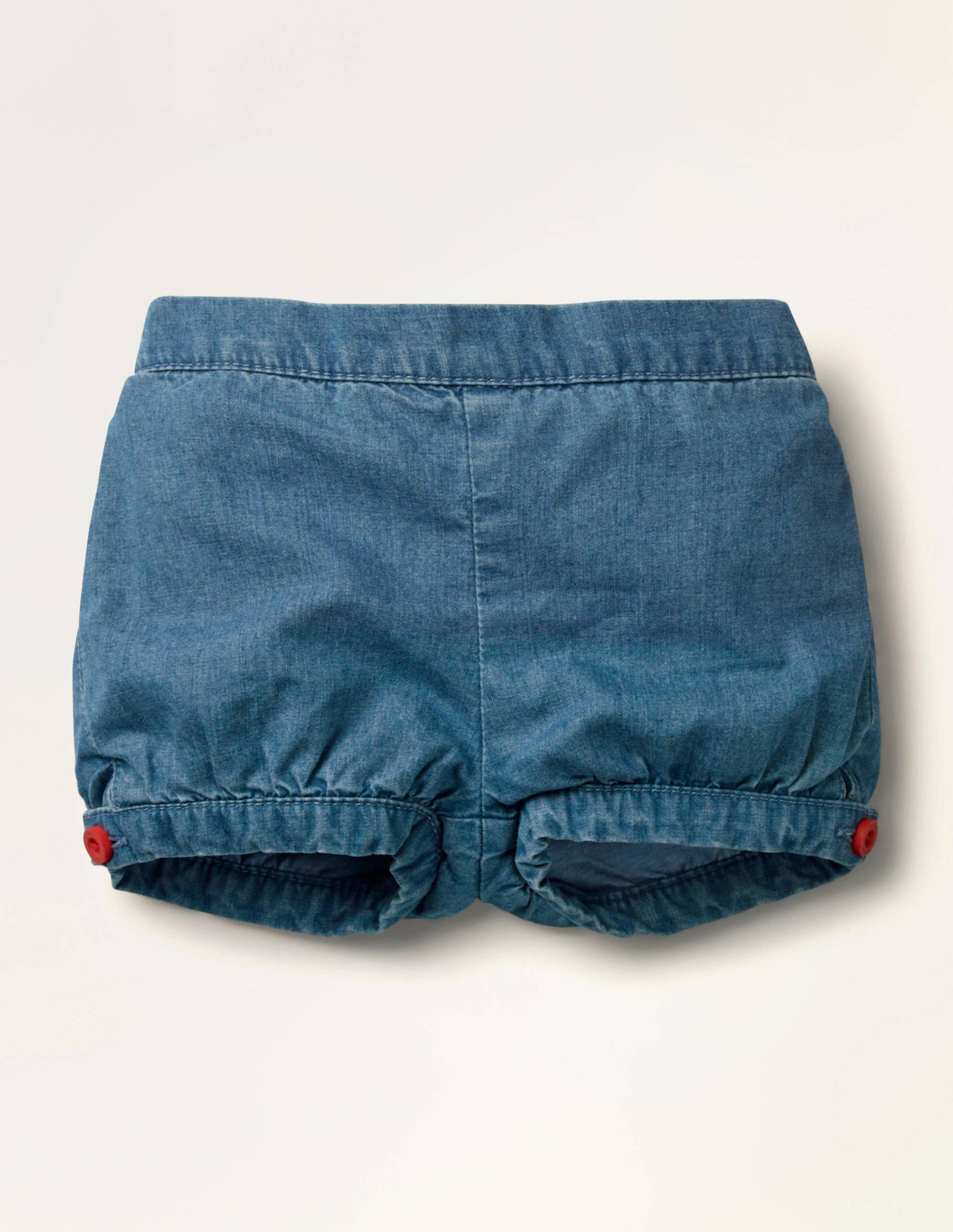 Boden Chambray Bloomers - Light Chambray