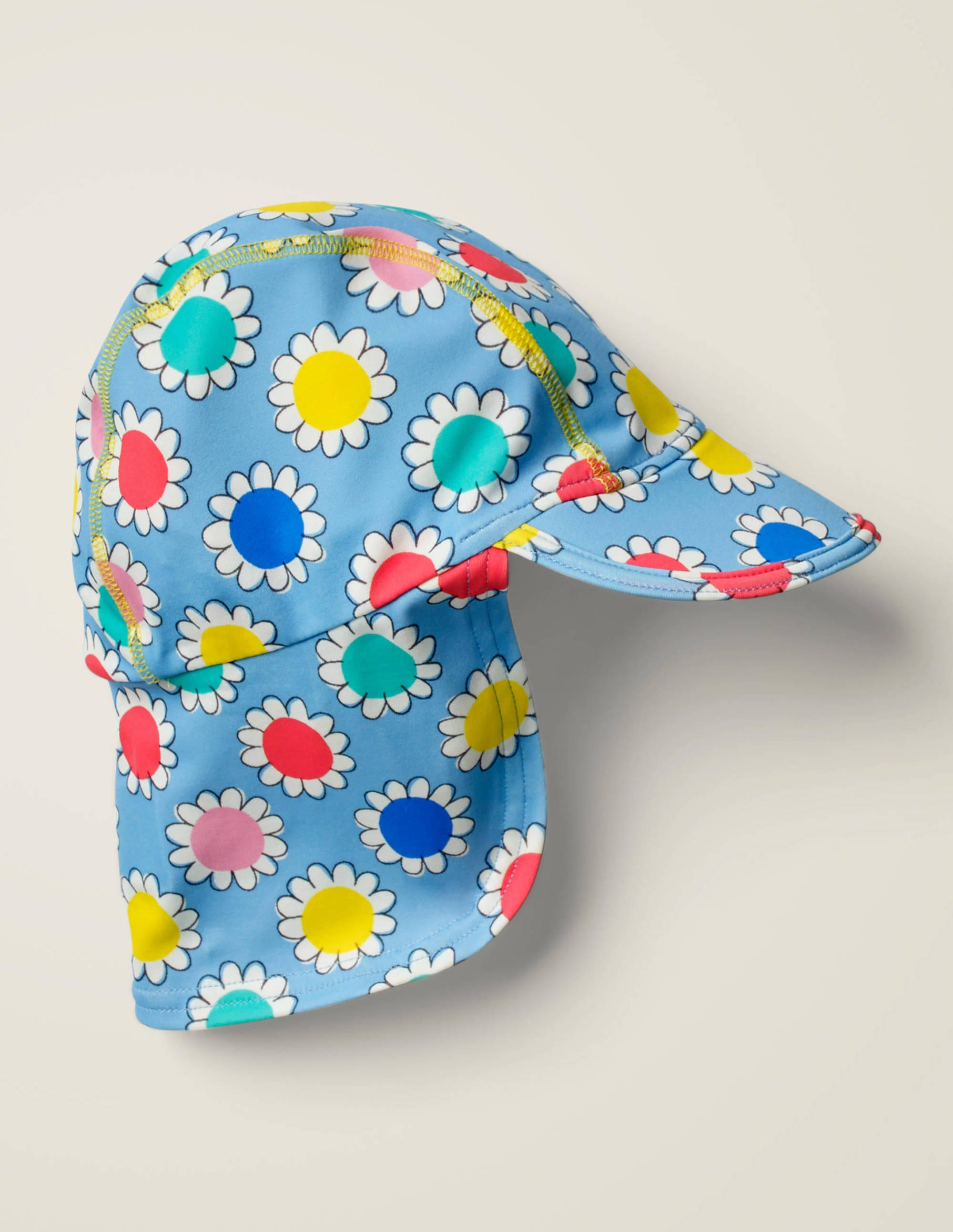 Chapeau de bain avec protection solaire LBL Bébé Boden, Multi