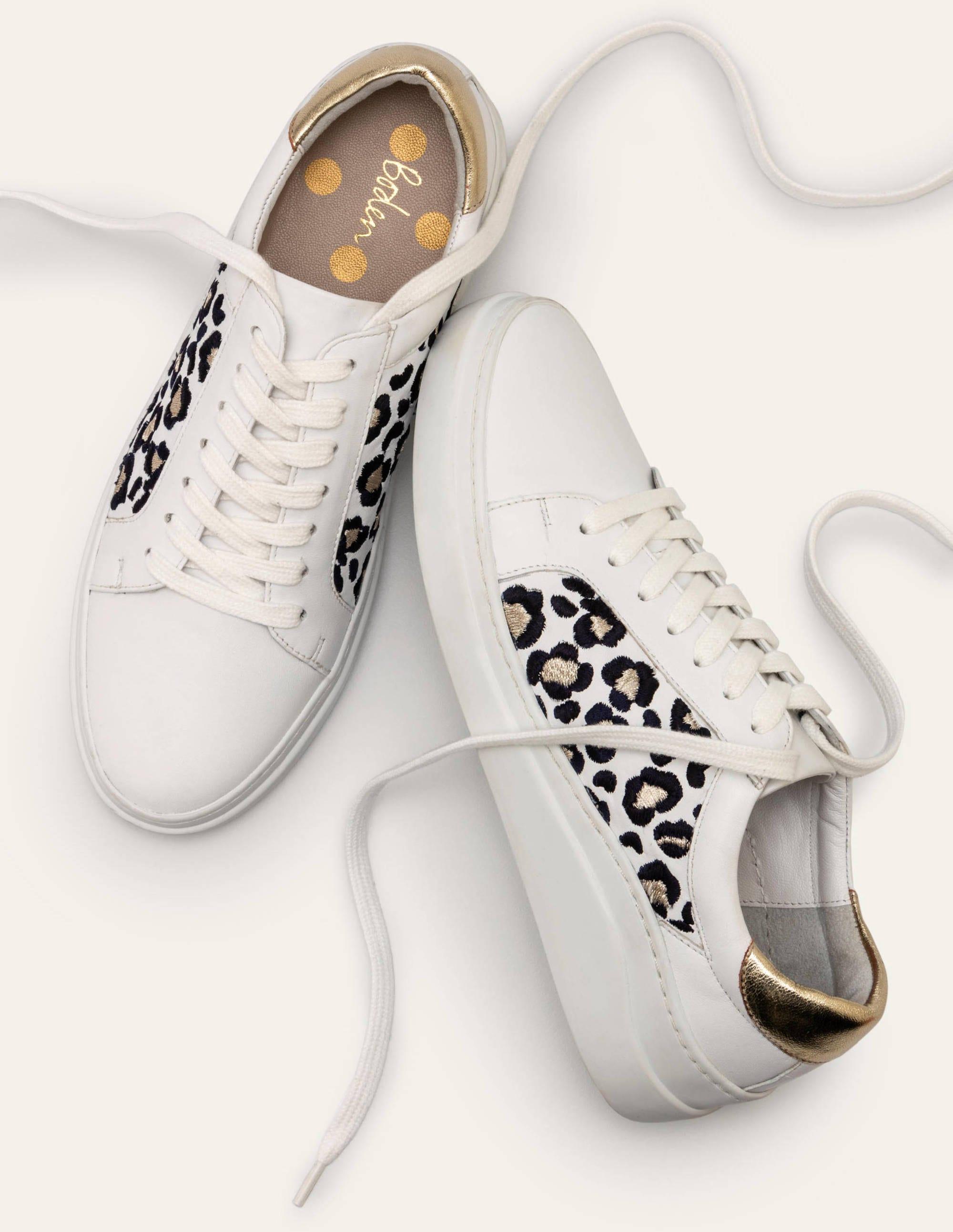 Maria Comfort Sneakers - White/Multi