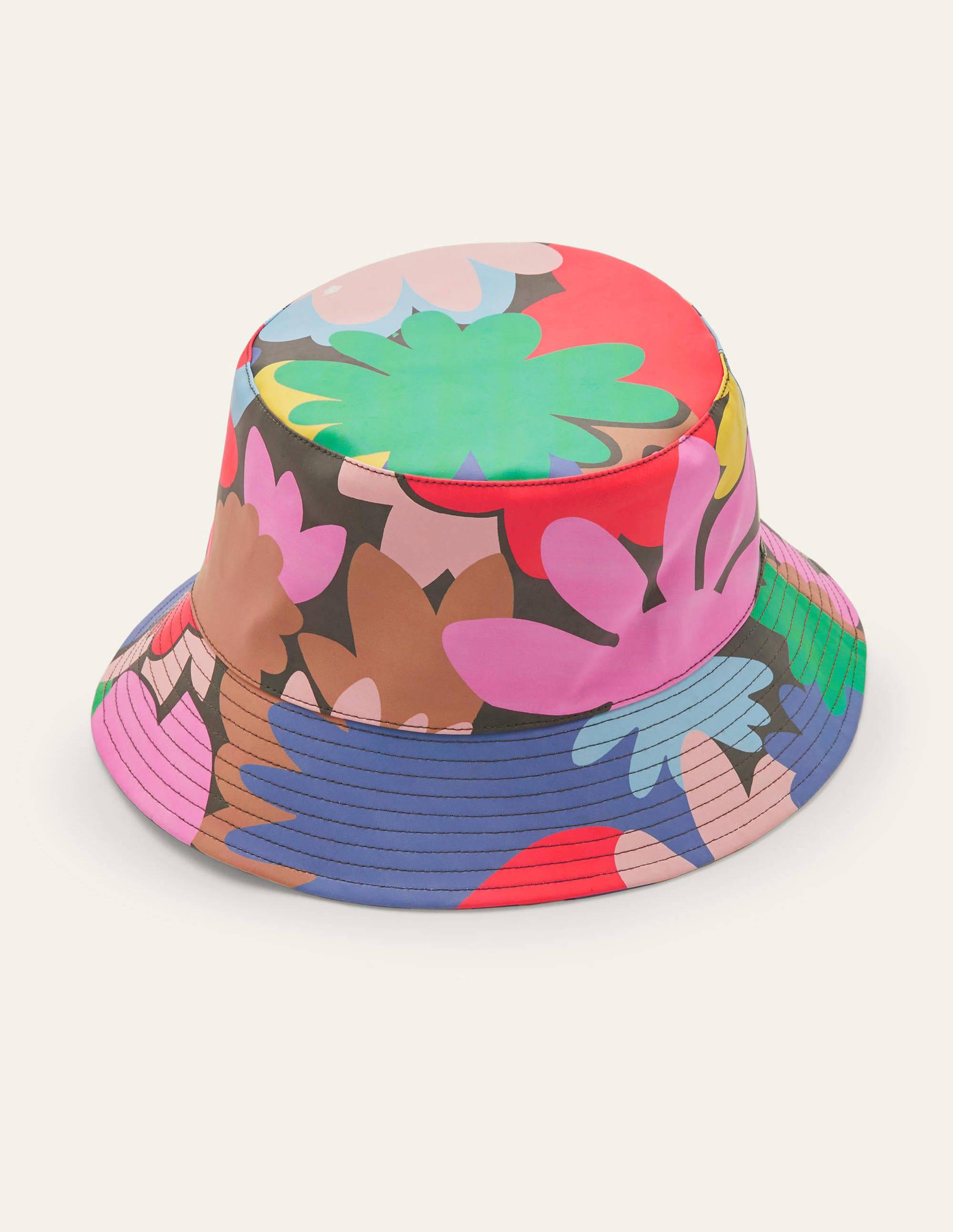 Chapeau de pluie MUL Femme Boden, Noir