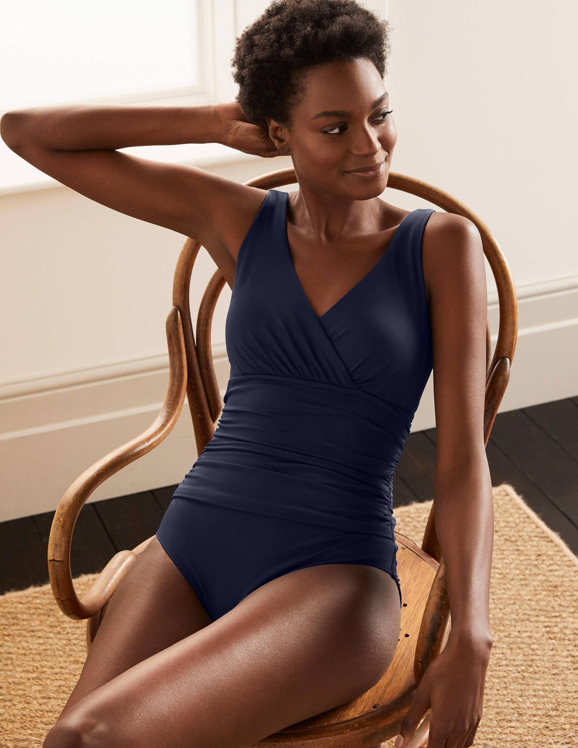 Boden Talamanca Swimsuit - French Navy